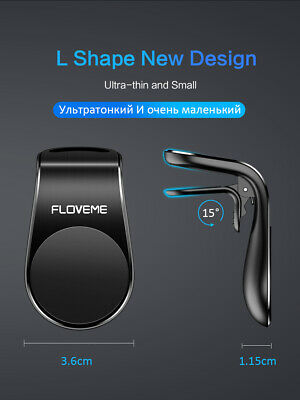 FLOVEME Universal Vehicle Car Magnetic Bracket Holder Stand for Smart Phone USA