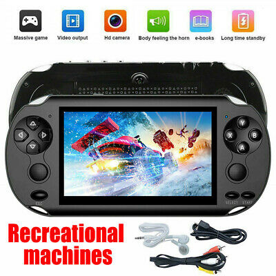 Portable-X9-Handheld-Video-Game-Console-128-Bit-Built-In-1000-Game-Kids-Player