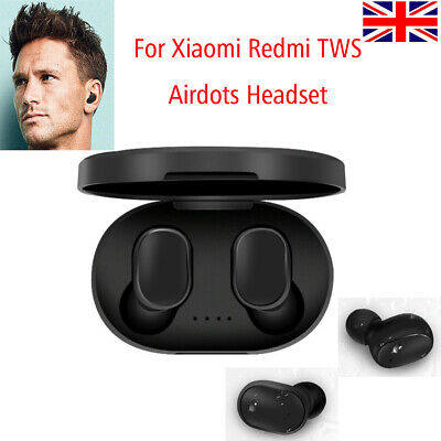 For Xiaomi Redmi TWS Airdots Headset Bluetooth 5.0 Earphone Headphone  Earbuds