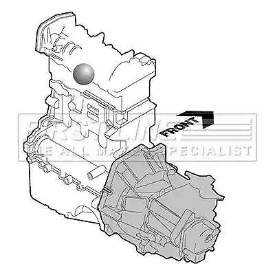Genuine First Line Engine Mounting ENGINE MOUNTING FEM3589 OE 50810SEDE12