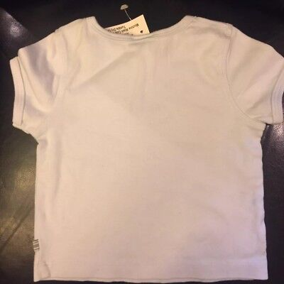 Babystyle Boutique Light Blue T-shirt Top 12 18 Months NEW NWT BOY GIRL UNISEX