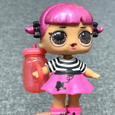 2pcs LOL Surprise Doll CHERRY GLAM GLITTER Series 2 & pet toy Gift collection