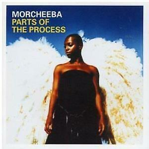 MORCHEEBA Parts Of The Process CD Europe East West 2003 18 Track (5050466587022)