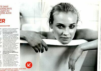 Coupure de presse Clipping 2006 Diane Kruger  (3 pages)