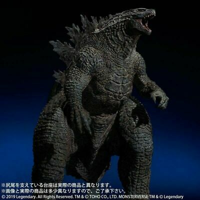 X-plus Gigantic Series Godzilla 2019 King of the Monsters Complete Figure toy
