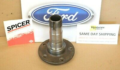 FRONT DANA 44 TTB Diff Guard & Skid Plate Ford F150 and
