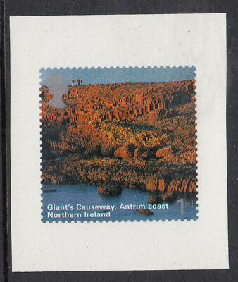 GB 2004 NORTHERN IRELAND SELF ADHESIVE 1st CLASS BOOKLET STAMP MNH From PM12