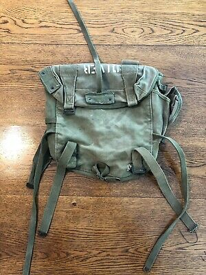 WWII KOREAN WAR US  Army M1945 Army Backpack Tactical