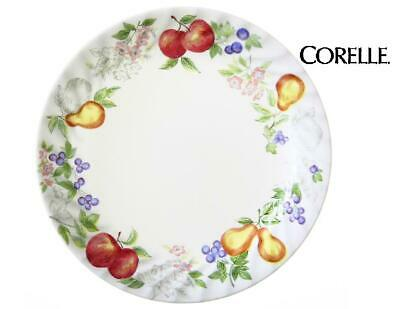 "1 NEW Corelle Impressions CHUTNEY Fruit Harvest 9"" LUNCH SALAD PLATE *Swirl Rim"