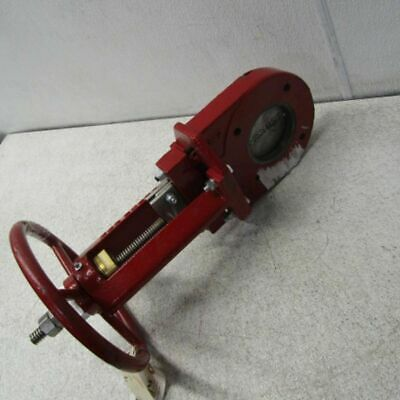 Red Valve's Series D Flexgate Valve 3 inches