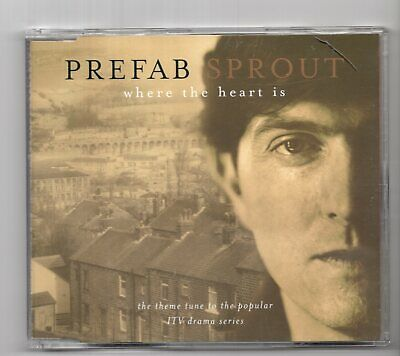 (IZ127) Prefab Sprout, Where The Heart Is - 2000 CD