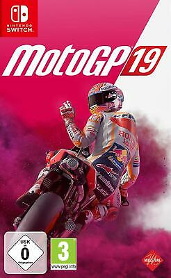 Moto Gp 19 Switch Nuovo + Conf. Orig.