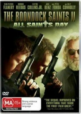NEW Boondock Saints II DVD Free Shipping
