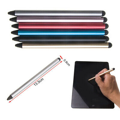 Capacitive Touch Screen Pencil Stylus Pen Fine Tip For iPhone Samsung Universal