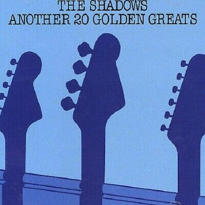 The Shadows: Another 20 Golden Greats – Cd