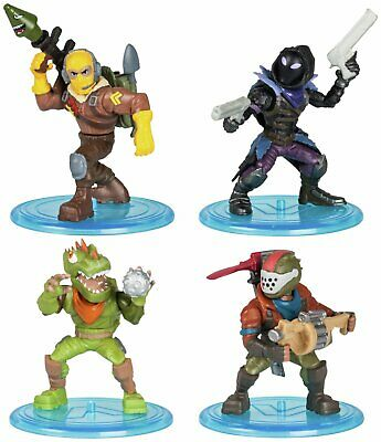 FORTNITE BATTLE ROYALE Squad Figure Pack JUST RELEASED