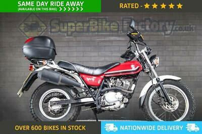 2014 14 Suzuki Rv125 Vanvan - Nationwide Delivery, Used Motorbike.