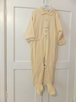 NEW STUNNING LEMON COCOON BABYGROW  86 CM UK 34 BOY/GIRL 12/18 months