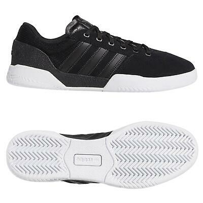 ADIDAS ORIGINALS CITY CUP TRAINERS BLACK SKATEBOARDING SHOES