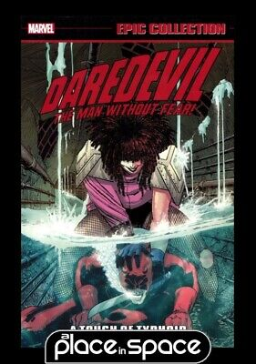 Daredevil Epic Collection Touch Of Typhoid - Softcover