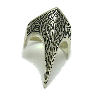 Sterling Silver Ring Genuine Stamped Solid 925 Claw Perfect Quality Empress