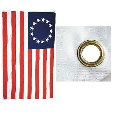 13 Star Colonial American Flag decal America 1776 patriot Betsy Ross US