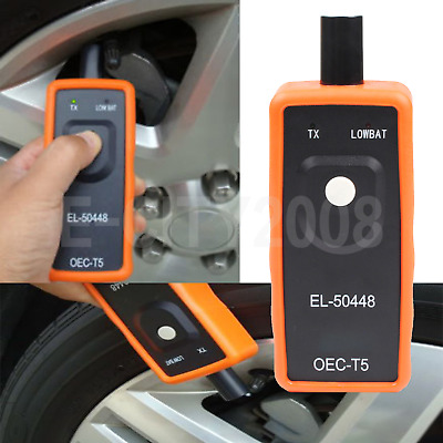 EL-50448 TPMS Relearn Tool Auto Tire Pressure Sensor Activation for GM vehicle