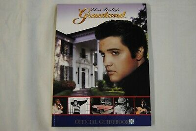 Elvis Presley's Graceland Official Guidebook Third Edition New Signature Product