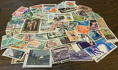 [Lot 506] 150 Different Worldwide Stamp Collection