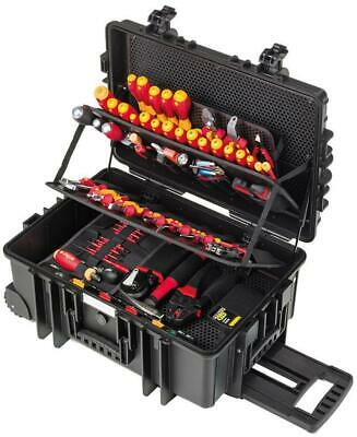 115 Piece Professional Electrician's Competence XXL 2 Tool Kit - WIHA