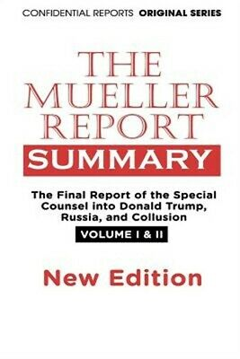 The Mueller Report Summary (Paperback or Softback)
