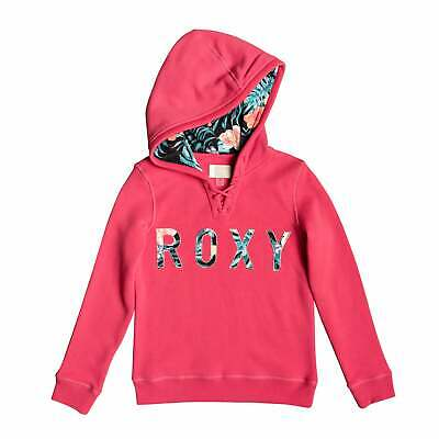 Roxy Hope You Know Girls Hoody Pullover - Barberry All Sizes