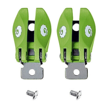 Sidi Mx St Pop Buckle Boots Motocross Boot Spares - Green One Size