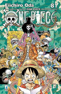 One Piece New Edition N° 81 - Greatest 234 - Star Comics - ITALIANO NUOVO #NSF3