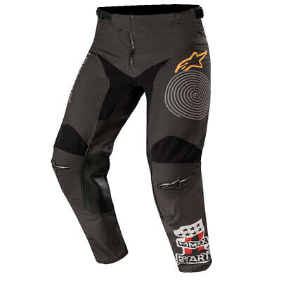 Alpinestars Racer Flagship Black Grey Pants