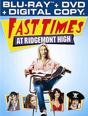 Fast Times at Ridgemont High   [Blu-ray only]   *DISC AND COVER ARTWORK ONLY