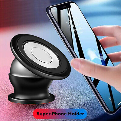 Universal Magnetic in Car Mobile Phone Holder Stand Dashboard Magnet Mount