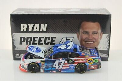 2019 RYAN PREECE #47 Kroger 1:24 Diecast 553 Made In Stock Free Shipping
