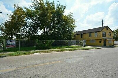 Residential Multi-Fam Property East Houston Tx, For Sale!  2 Miles Frm Downtown!