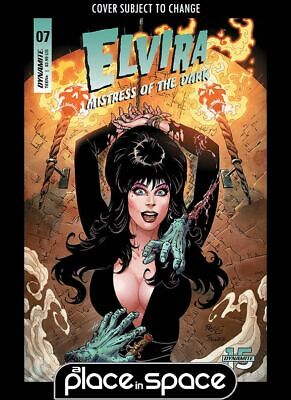 Elvira: Mistress Of The Dark #7C - Royle (Wk29)