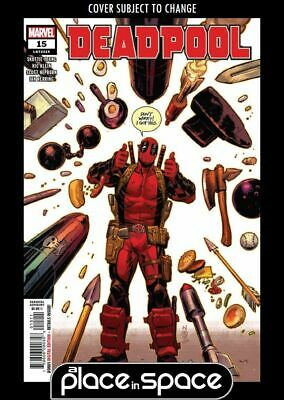Deadpool, Vol. 6 #15A (Wk29)