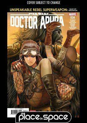 Star Wars: Doctor Aphra #34A (Wk29)