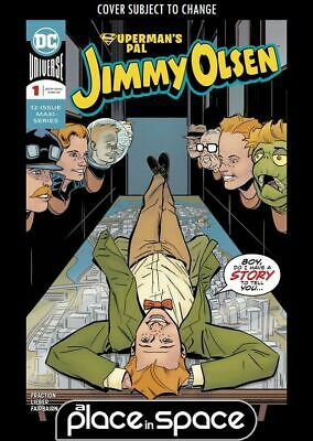 Superman's Pal Jimmy Olsen, Vol. 2 #1A (Wk29)