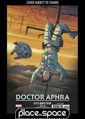 Star Wars: Doctor Aphra #34B - Greatest Moments Variant (Wk29)