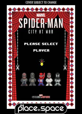 Marvel's Spider-Man: City At War #5B - 8-Bit Variant (Wk29)