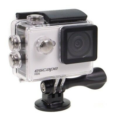 Kitvision Escape HD5 720p Waterproof Action Camera + Mounting Acc's & Selfie ...