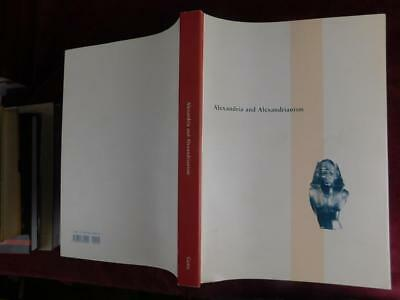 Alexandria & Alexandrianism: J. Getty Museum/Ancient Egypt/Illustrated/Rare 1996
