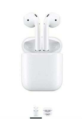 Apple AirPods 2nd Generation with Charging Case - White new