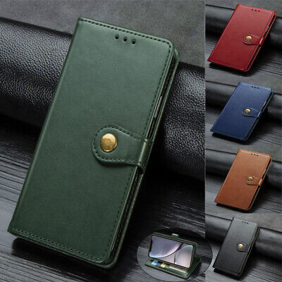 For Motorola Moto G7 Play Power Z4 Play Magnetic Wallet Leather Stand Cover Case