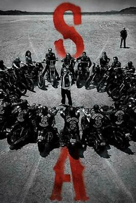 Sons of Anarchy : Circle - Maxi Poster 61cm x 91.5cm new and sealed
